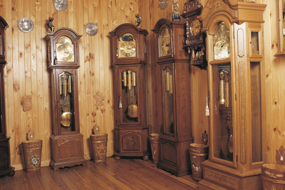 Regional Attraction - Cuckoo Clock Centre, Cabarlah
