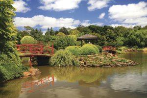 Ju Rake En Japanese Gardens