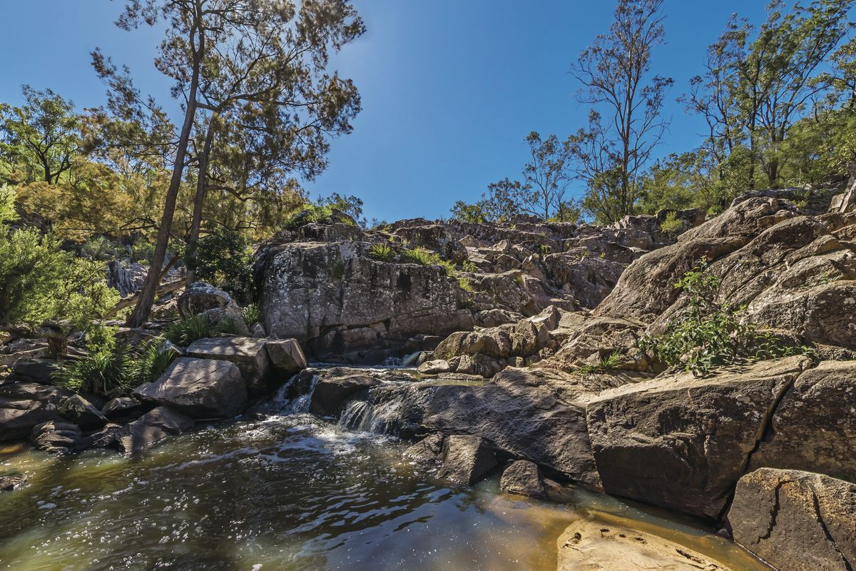 Regional Attraction - Crows Nest National Park