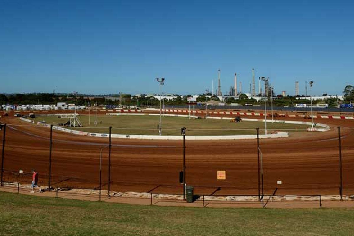Local Event - Speedway